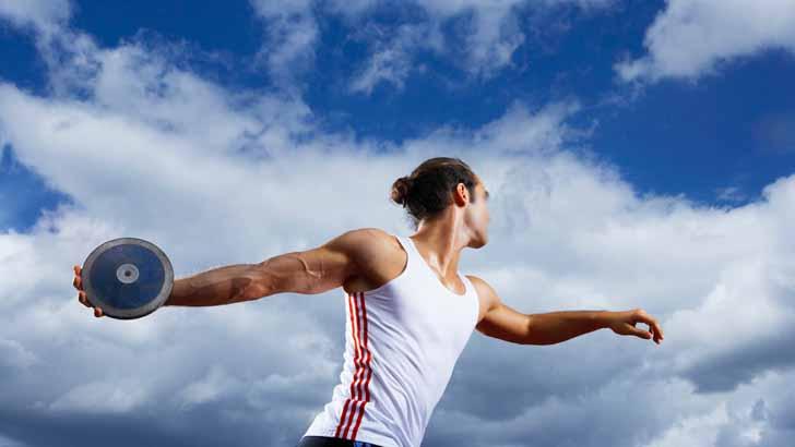 Легкая атлетика. Трое в призерах