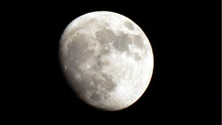 Сближение Луны с Юпитером и Сатурном можно наблюдать на утреннем небе в конце апреля 2019 года