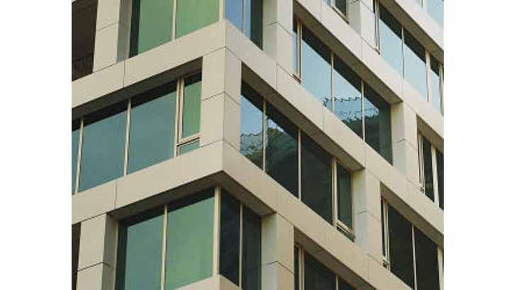 Алюкобонд для отделки фасадов