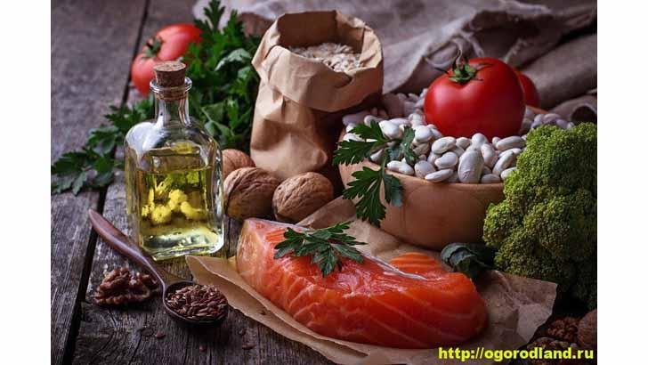 Продукты питания полезные для вашего сердца