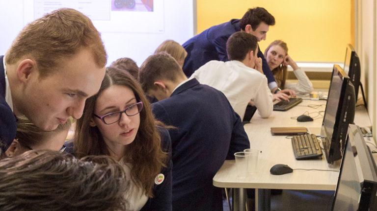 Студенческий чемпионат по спортивному программированию пройдет в Москве в 2020 году