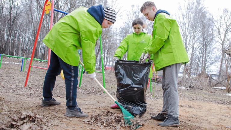 Более 6 тыс человек приняли участие в субботнике в Солнечногорске