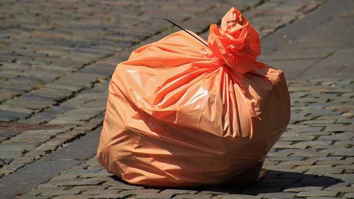 9 лайфхаков по сокращению размера мусорного мешка