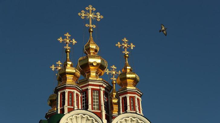 Православные христиане отмечают Благовещение