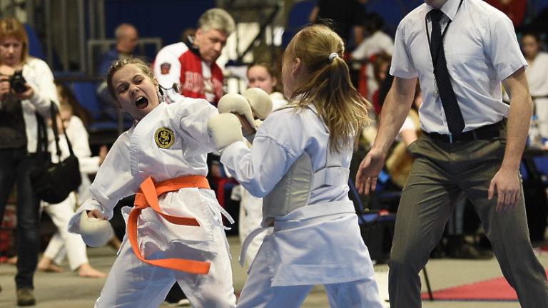 Международный турнир по каратэ пройдет в Люберцах