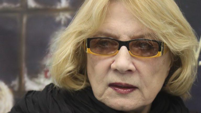Медпомощь понадобилась актрисе Алле Демидовой в Москве