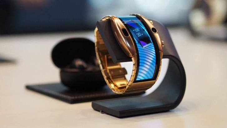 Гибкий смартфон-браслет Nubia Alpha и Bluetooth-наушники Nubia Pods выходят в продажу 10 апреля 2019 года
