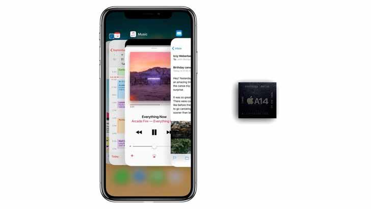 iPhone в 2020 году получат 5-нм процессоры