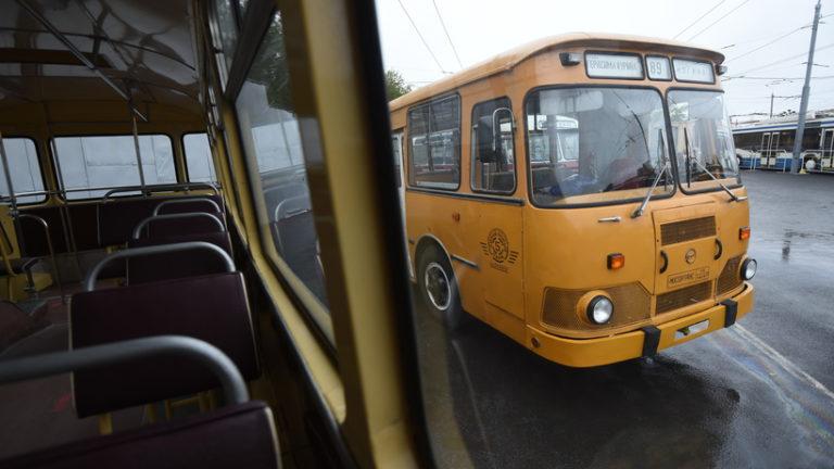 Парад ретроавтомобилей проведут в музее Красногорска 13 апреля 2019 года