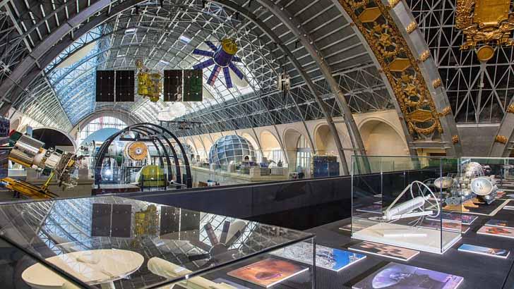 Фестиваль «Пора в космос» пройдет на ВДНХ 12–14 апреля 2019 года
