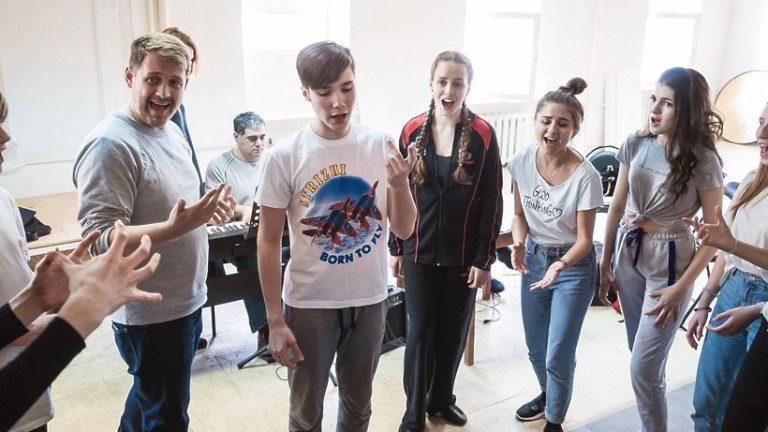 Творческие мастерские бродвейских артистов начнут работать в Москве
