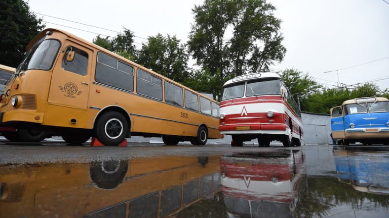 Парад ретроавтомобилей проведут в музее Красногорска