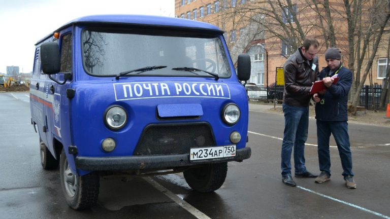 Лучших водителей и почтальонов выбрали в Московском регионе
