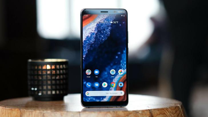 Пятикамерный смартфон Nokia 9 PureView вышел в России