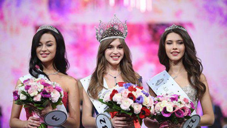 Алина Санько из Азова признана «Мисс Россия 2019»