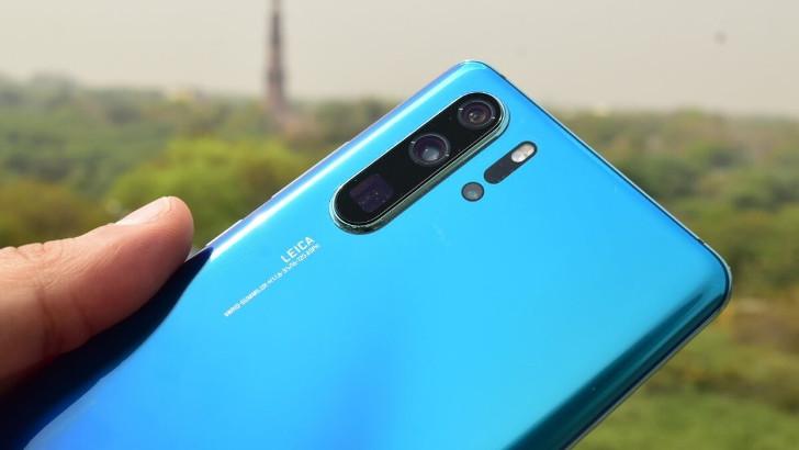 Huawei P30 Pro оказался сложным и дорогим в ремонте