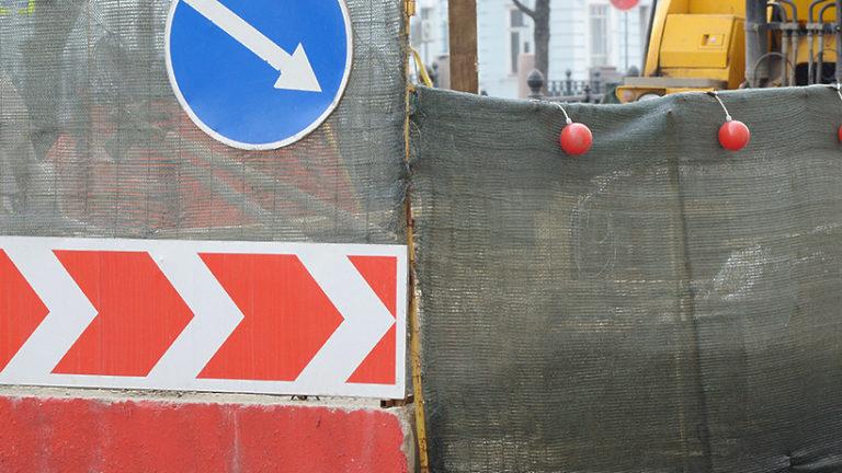 Движение ограничат на Часовой улице и в Шебашевском проезде в Москве