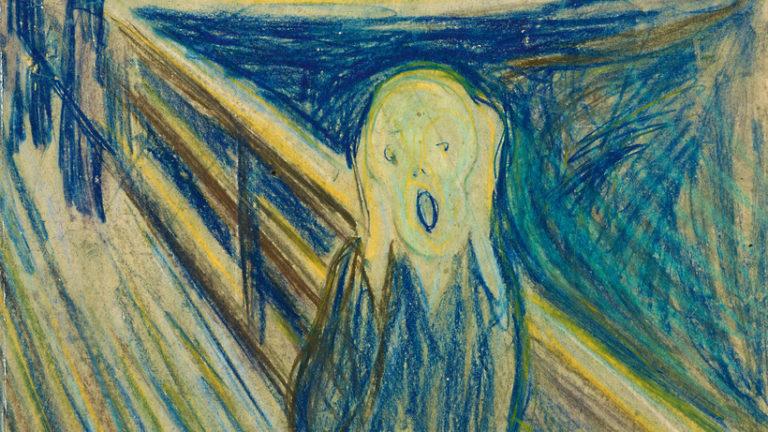 Выставка работ Эдварда Мунка открывается в Третьяковской галерее
