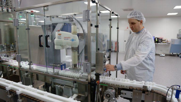 Завод «Эйлитон» в Дубне планирует занять 20% российского рынка вакуумных пробирок