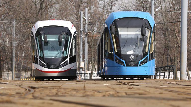 Трамвайные пути отремонтируют возле станции метро «Преображенская площадь»