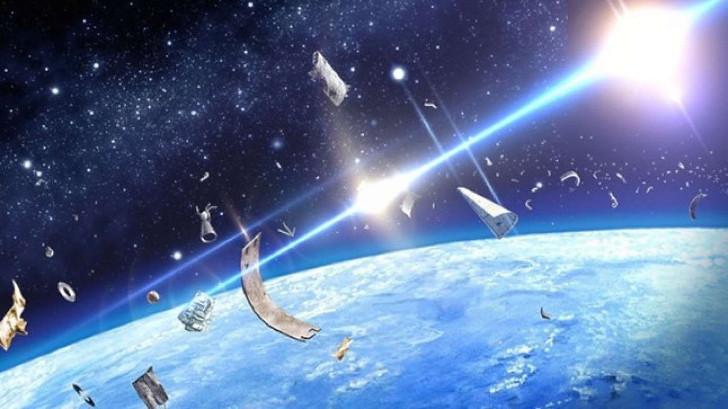 Российские ученые хотят оснастить МКС лазером для борьбы с космическим мусором