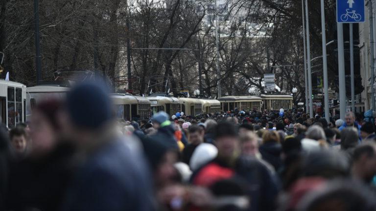 Чистопрудный бульвар в Москве полностью перекроют с вечера пятницы (19 апреля 2019 года) из‑за парада трамваев