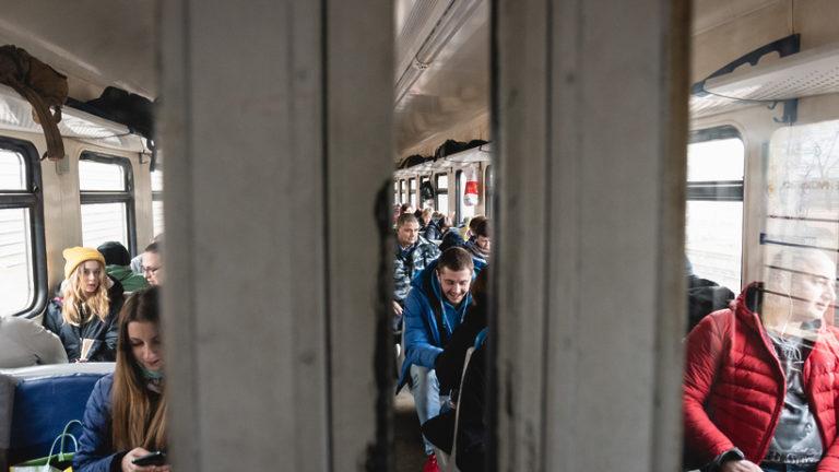 Электрички в Подмосковье не будут выполнять остановки по требованию