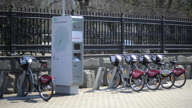 Систему столичного велопроката могут внедрить в Подмосковье