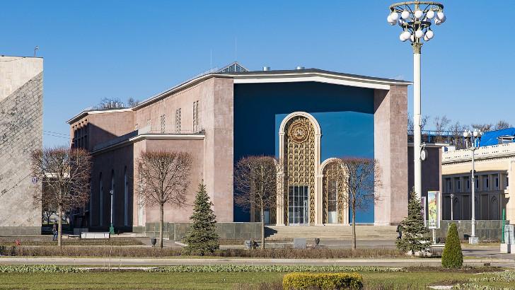 Музей Рерихов откроется на ВДНХ