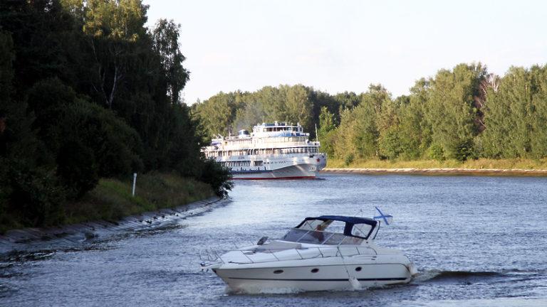 Канал имени Москвы откроют для речных перевозок 24 апреля 2019 года