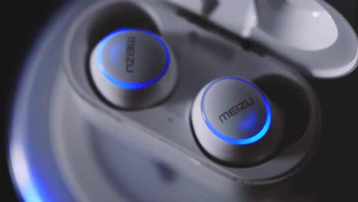 Meizu POP2 – беспроводные наушники за $60 с защитой от воды