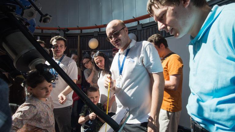 Московский планетарий открывает астрономический сезон в Парке неба с 5 мая 2019 года