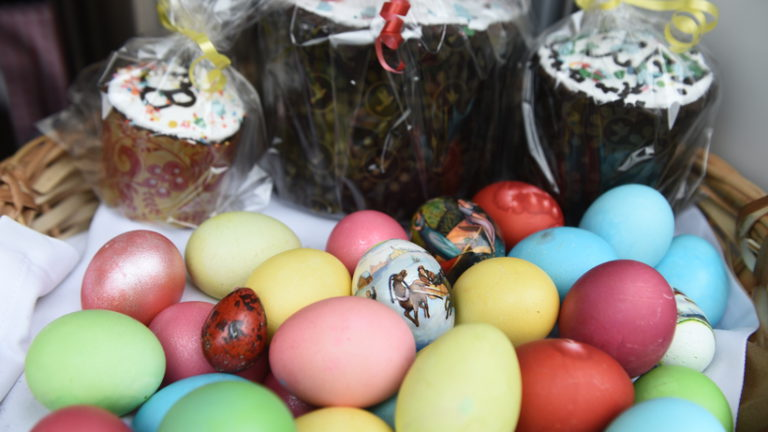 Праздник Пасхи в Сергиевом Посаде вошел в топ‑5 самых популярных событий выходных (27 и 28 апреля 2019 года)