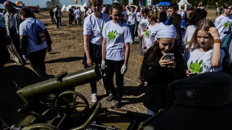 Акция «Лес Победы» в Солнечногорске пройдет на 61 площадке