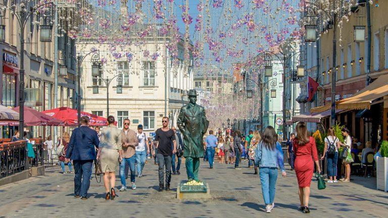 Посетить экскурсии по улицам столицы, в метро и музеях смогут москвичи в первые дни мая 2019 года