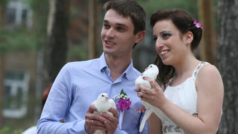 Праздник любви откроет свадебный сезон в Подмосковье