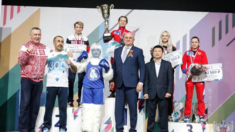 Спортсменки из Подмосковья завоевали медали чемпионата России по боксу