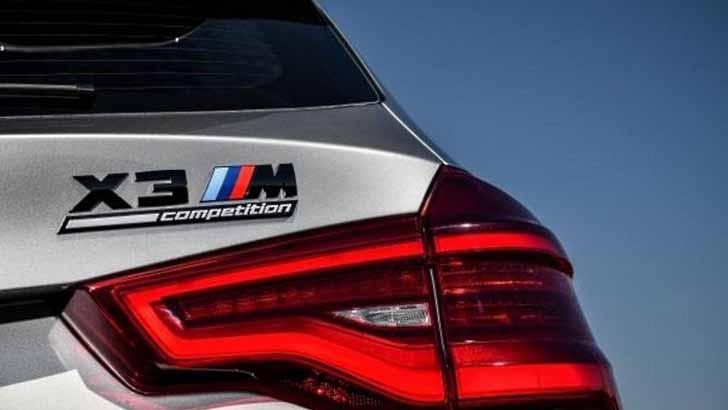 Новые BMW X3 M и BMW X4 M в России. Оснащение и цены