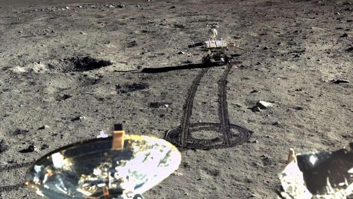 Япония удачно испытала технику для строительства базы на Луне