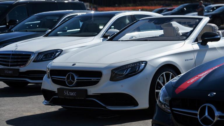 Центр Mercedes по продаже легковых авто появился на территории бывшего завода ЗИЛ