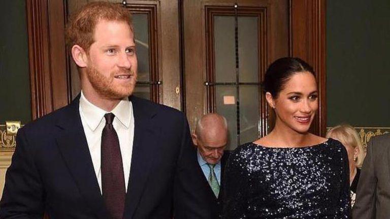 Принц Гарри и Меган Маркл завели собственный Instagram