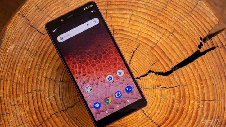 Nokia 1 Plus выходит в России по цене 7490 рублей