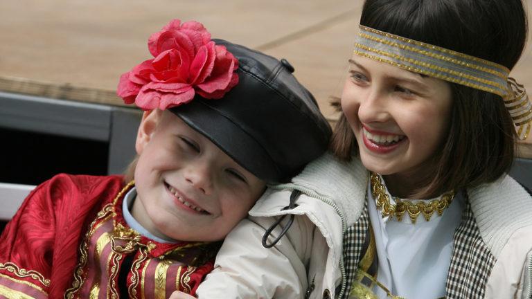 Фестиваль детских фольклорных коллективов проведут 7 апреля 2019 года в Подольске