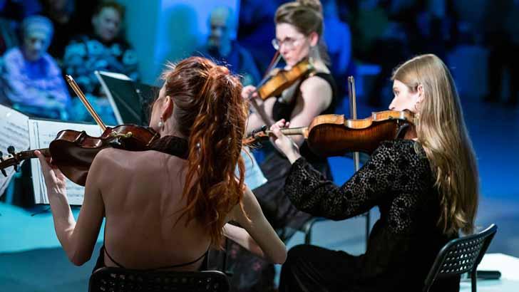 Концерт классической музыки в павильоне «Космос»