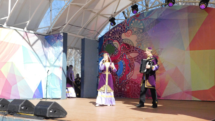 Татарстан покорил Клин