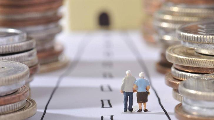 Минимальные  пенсии подняли до прожиточного минимума