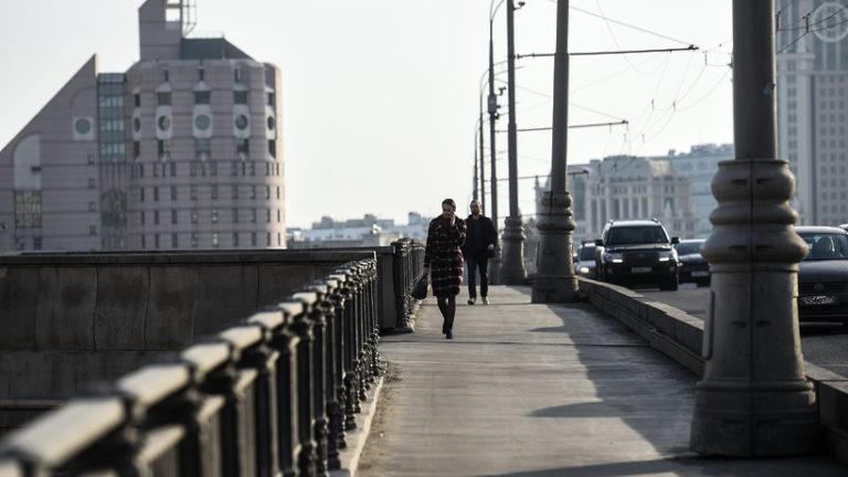 Вторник может стать самым теплым днем в Московском регионе с начала весны