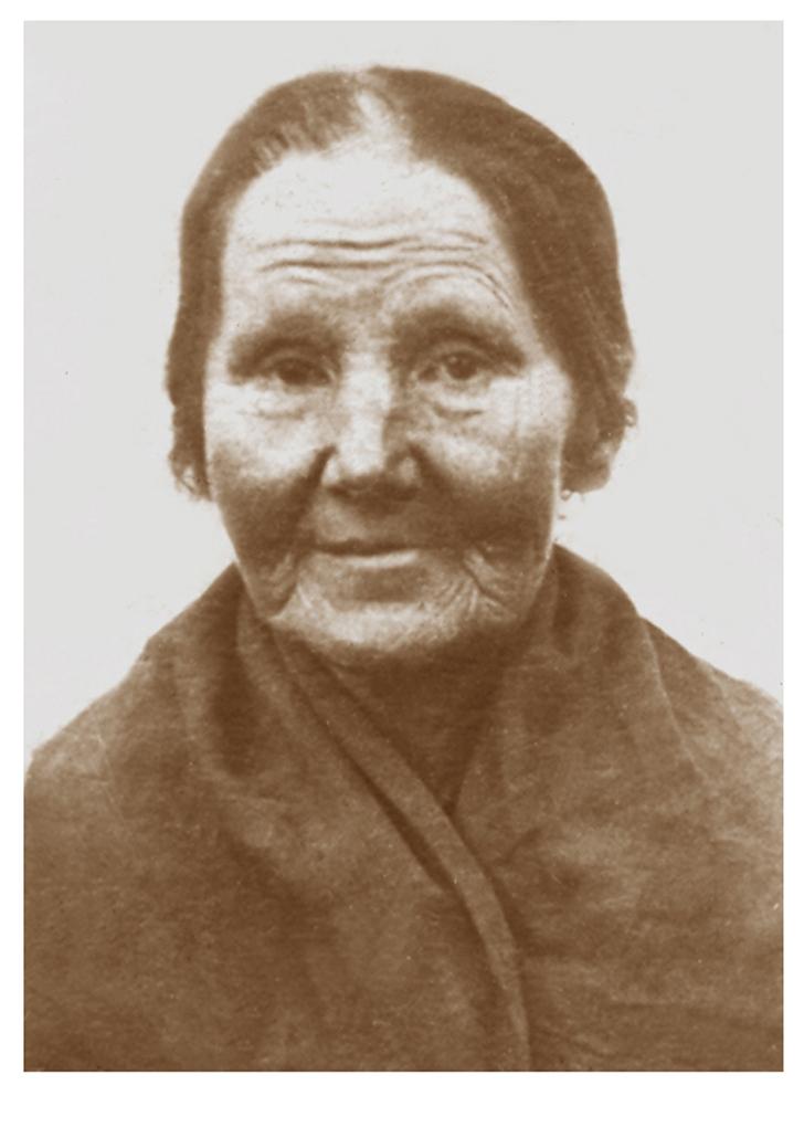 Моя бабушка Татьяна Николаевна Комисарова