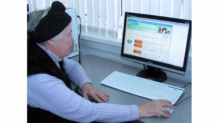 Компьютерное многоборье для пенсионеров