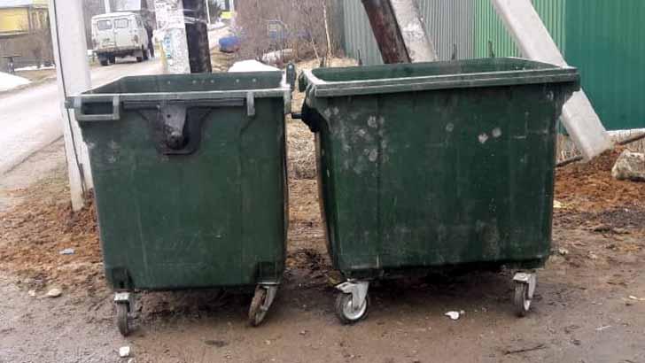 За мусор нужно платить везде. С «квадрата»